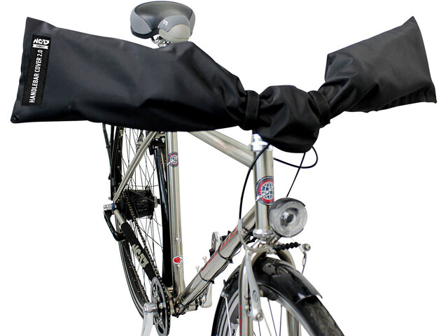 NC-17 Connect Handlebar Cover One Size Fits All, black